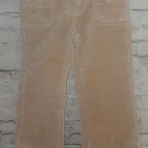 Baby Gap Stretch Pants Tan 3 years Stretch Girl's